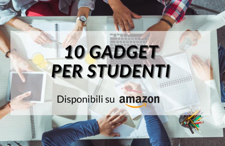 Migliori gadget per studenti su amazon 2021